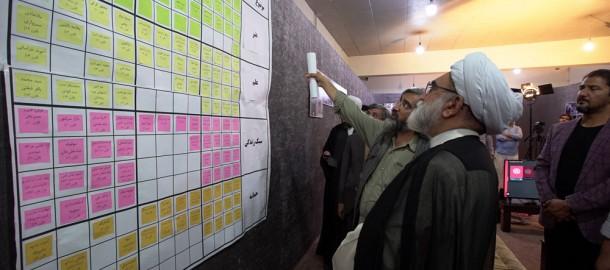 بازدید تولیت آستان قدس رضوی از موزه زنده «صحن نو»